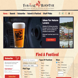 Festival Rooster