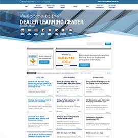 Dealer Learning Center